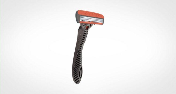 BIC Hybrid 4 Flex Disposable cartridge razor