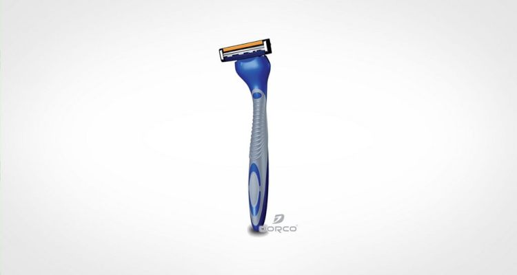 Dorco Comfort Thin II cartridge razor