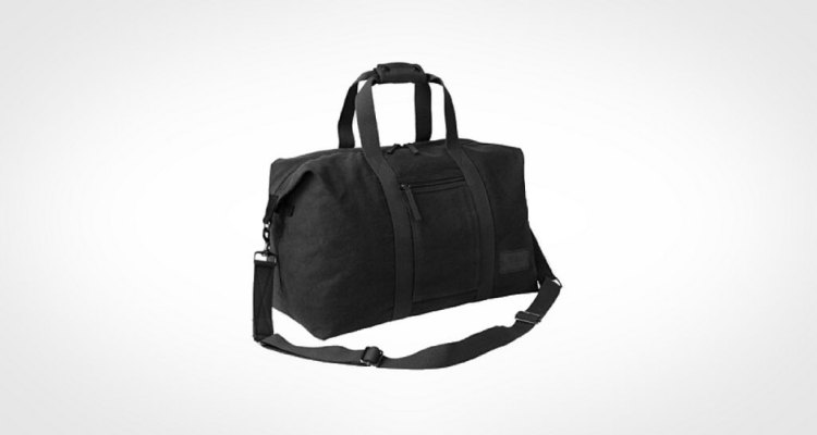 Field Canvas Duffle by L.L. Bean