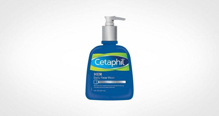 Cetaphyl face wash for men
