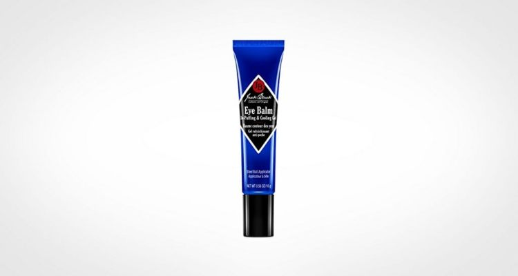 Jack Black Eye Balm De-Puffing and Cooling Gel