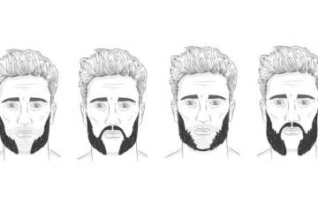 Mutton Chops Beard Styles