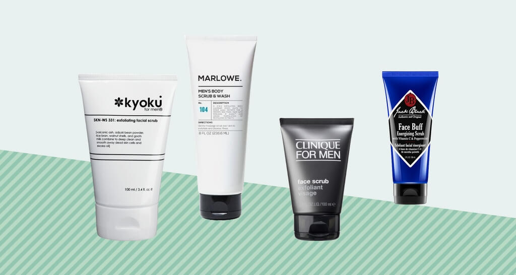 Debunking Exfoliation With The 16 Best Exfoliators For Men The Manliness Kit