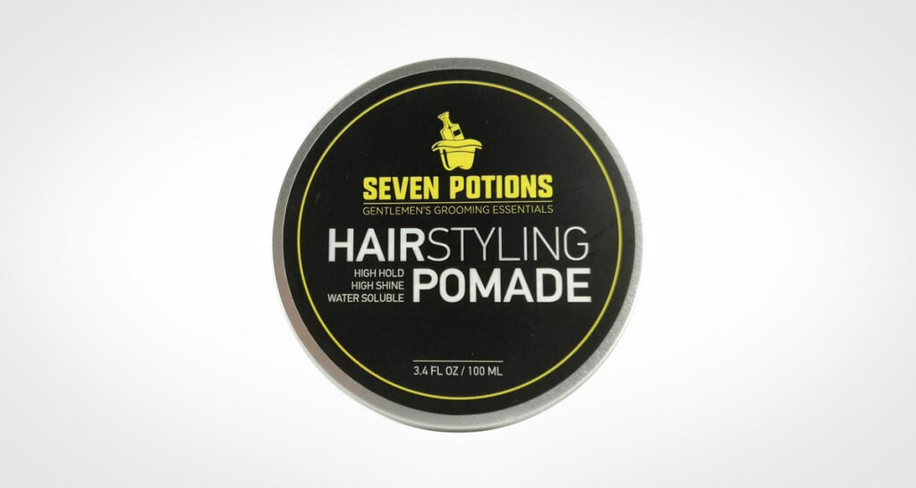 Seven Potions hair pomade