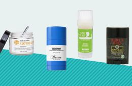 Best Natural Deodorants for men