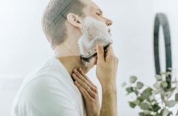How to shave against the grain
