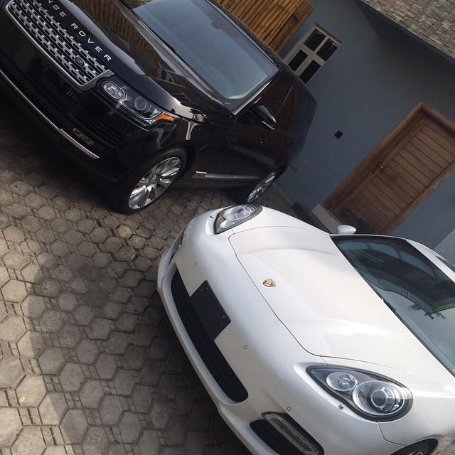 davido's cars
