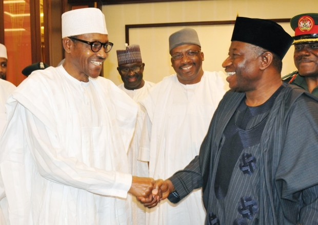 presidents of nigeria