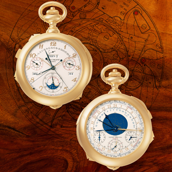 The Patek Caliber 89