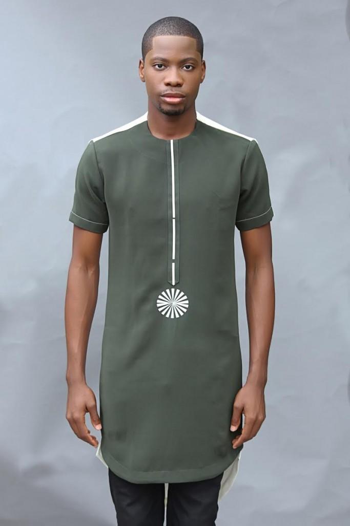 Nigerian men fashion