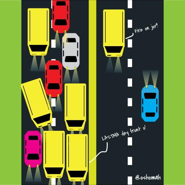 Gidi-traffic