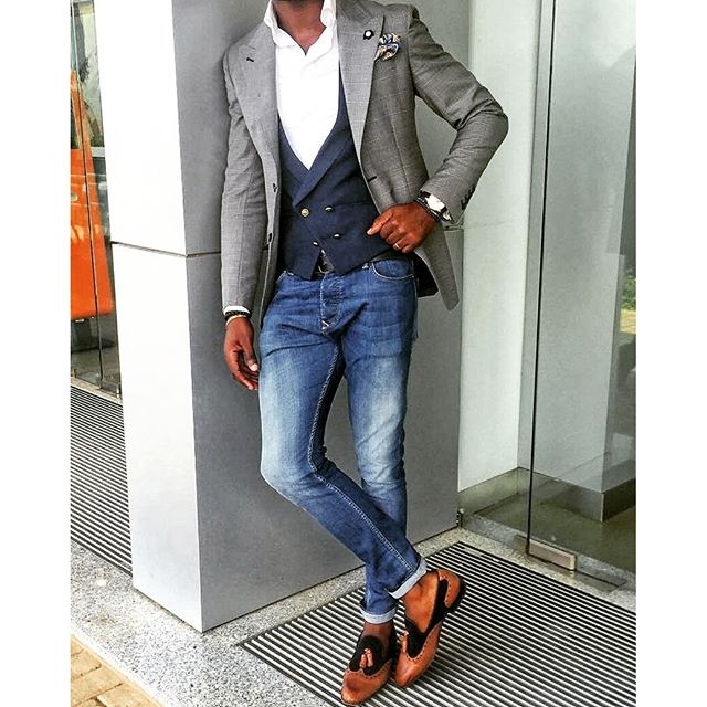Casual Smart outfit ideas for men manly (6)