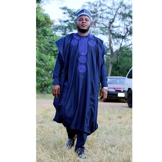 agbada styles for men (35)