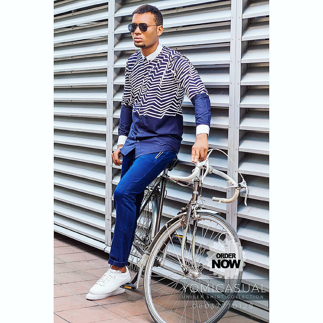 Yomi Casual Latest Designs The Most Stylish Wears From All His