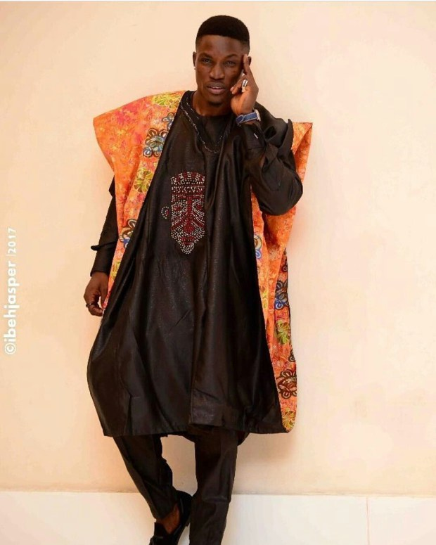 Dapper Nigerian Men's Traditional Fashion4