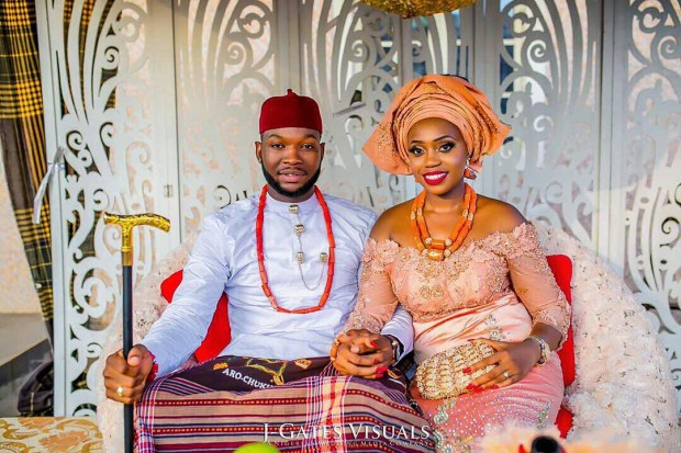 Igbo Traditional Wedding Attire for Groom4