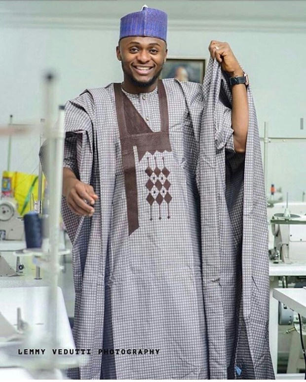 Dapper Nigerian Men's Traditional Fashion10