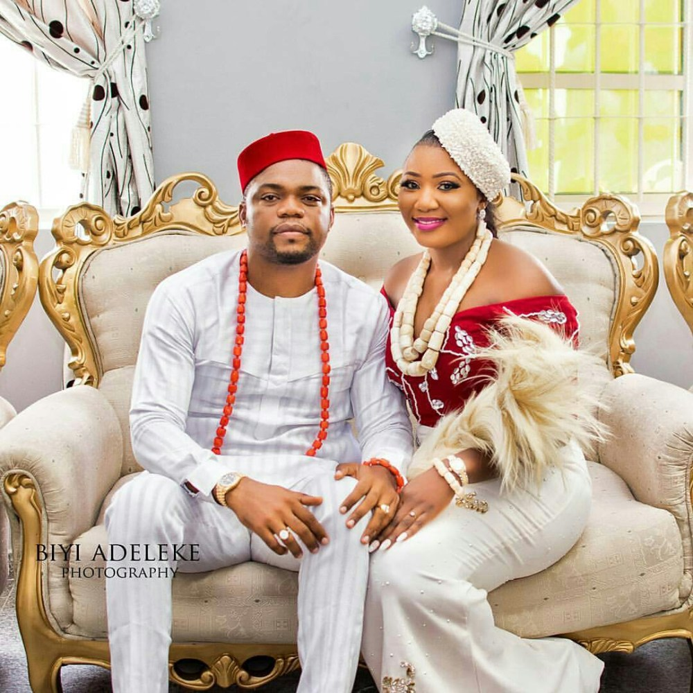 Igbo Traditional Wedding Attire for Groom9