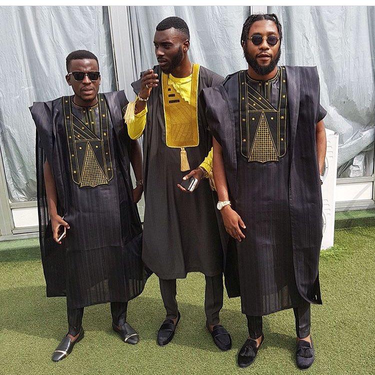NIGERIAN MEN FASHION STYLES