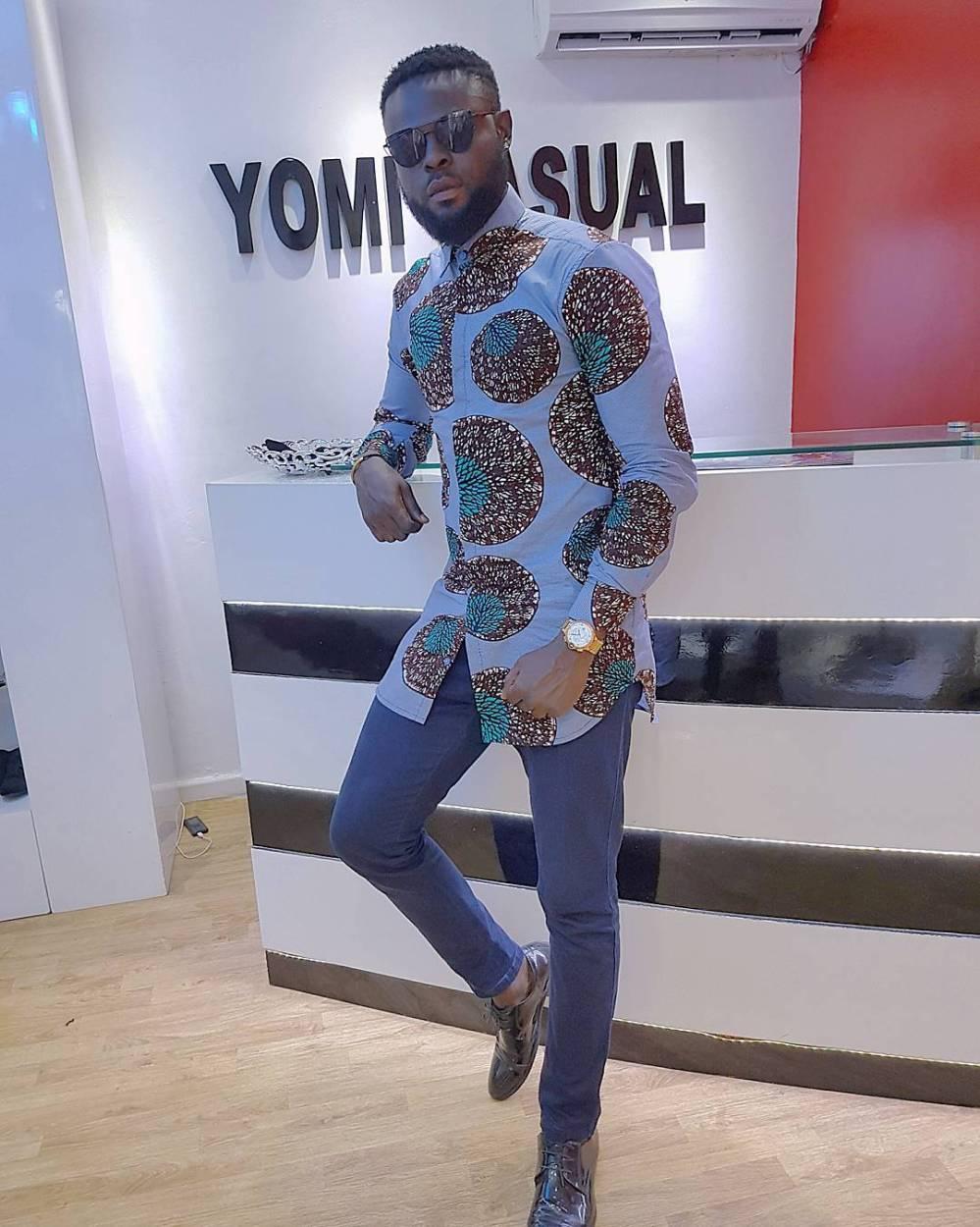 Yomi Casual Omoniyi Makun S Biography
