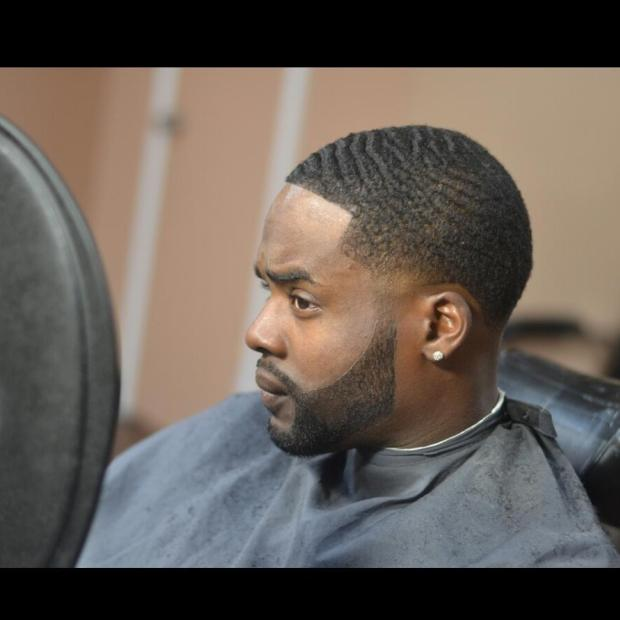 Latest nigerian man hairstyle for barbers