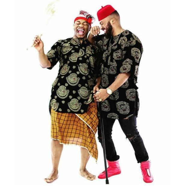 happy igbo men