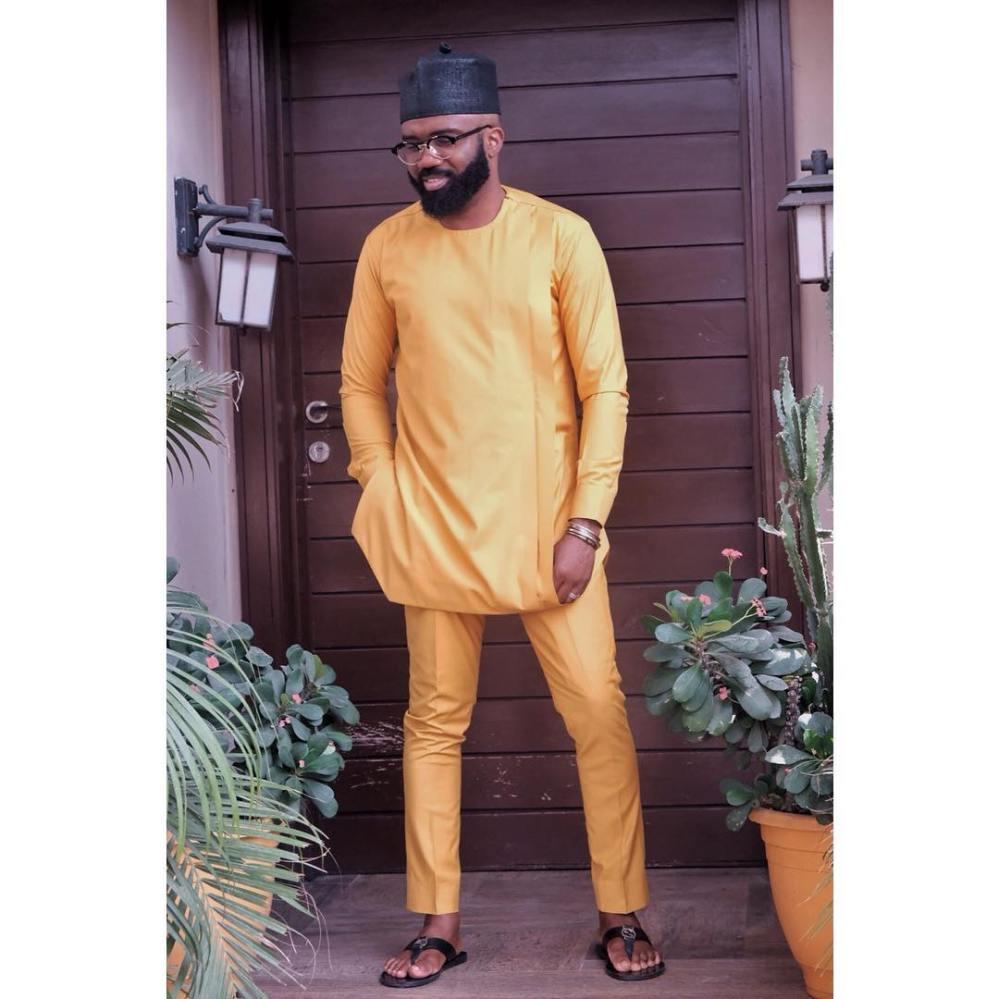 native wears for nigerian male