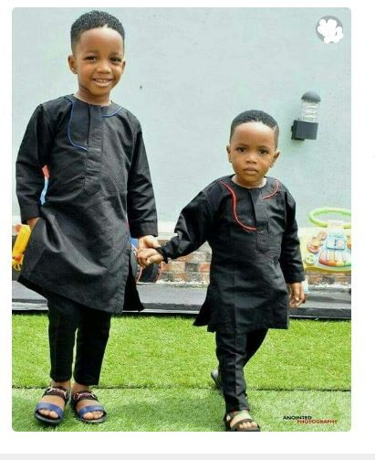 black senator wear for baby boy