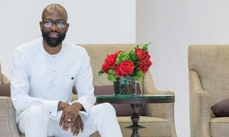 MAI OHIMAI ATAFO IN ALL WHITE DESIGN