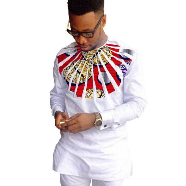 Latest Kitenge Shirt Styles For Men Nigerian Men S
