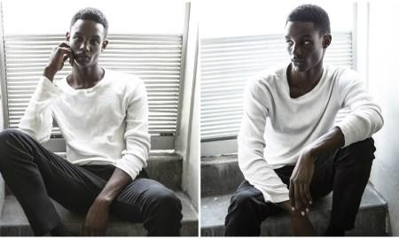 Victor Ndigwe- Nigerian model
