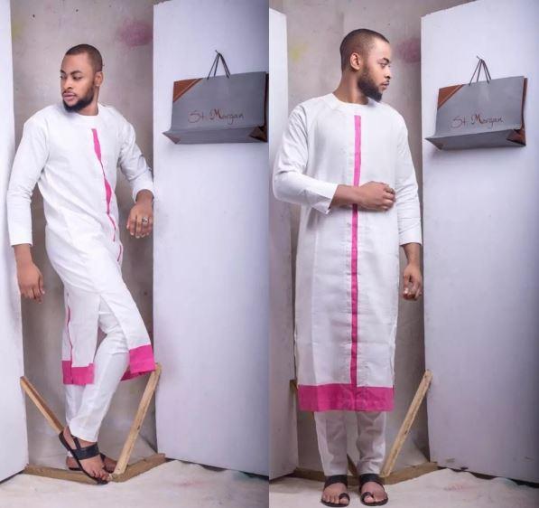 Long Kaftan style for men