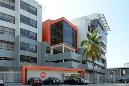 Mansard-Insurance-building