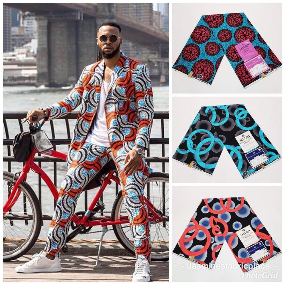 Flavour in latest ankara styles