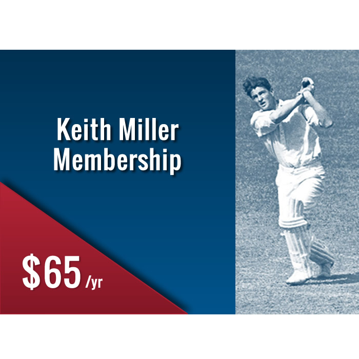 Keith Miller Blue Blood Membership