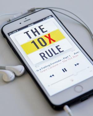 grant cardone the 10x rule mp3