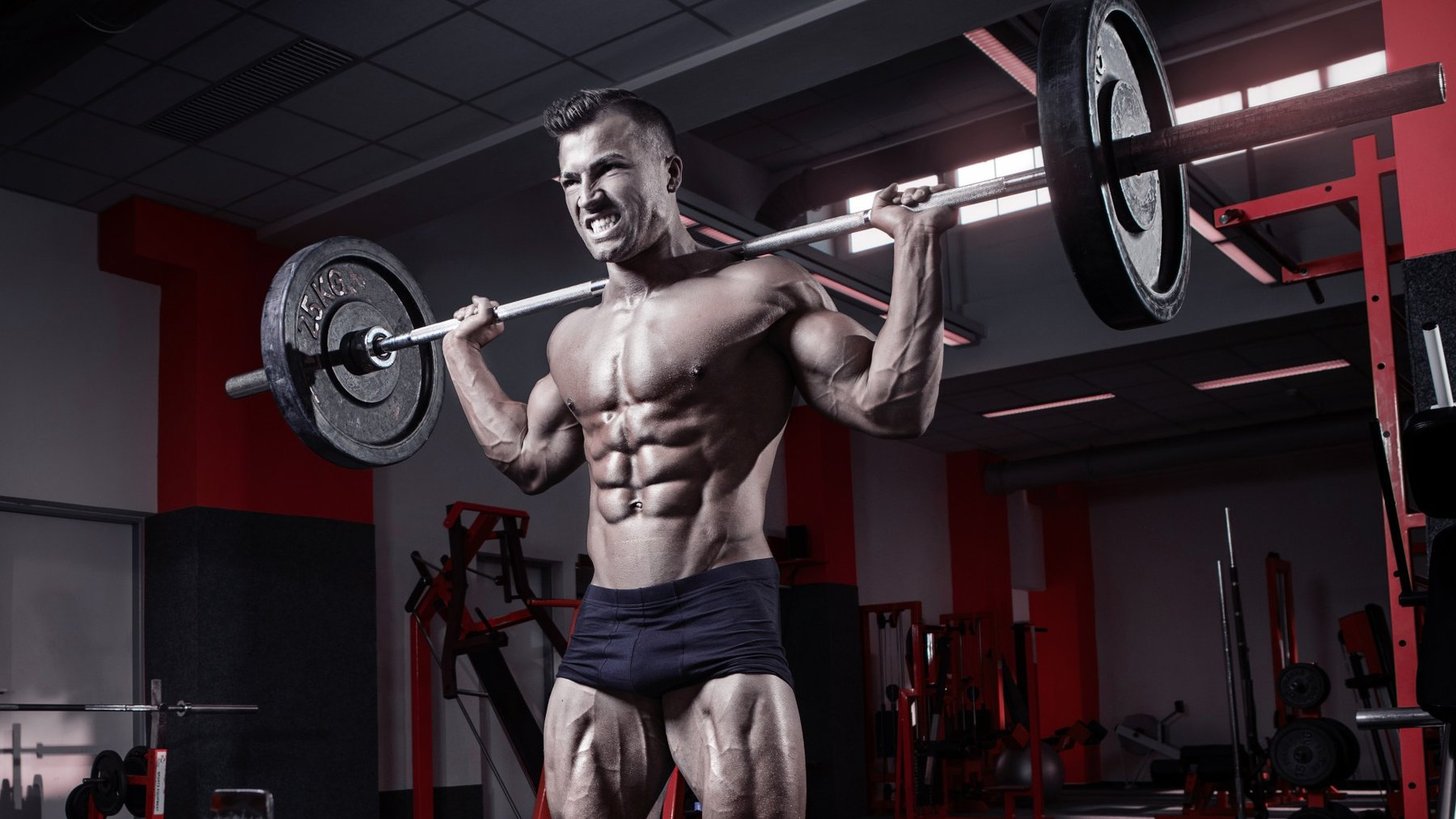 This is why the Squat is the king of all exercises  - The Manly Men blog