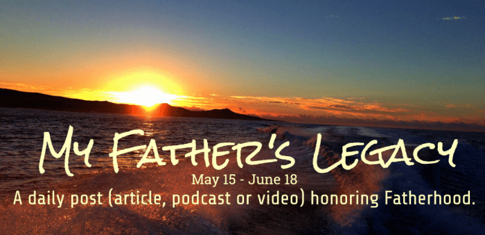 My Father's Legacy 2017