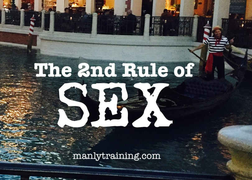The 2nd Rule of SEX
