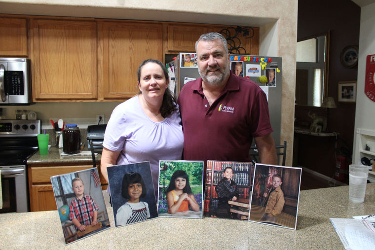Peoria Couple Encourages Adoption