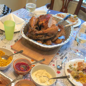 A Manly Thanksgiving --- The Power of a Thankful Heart!