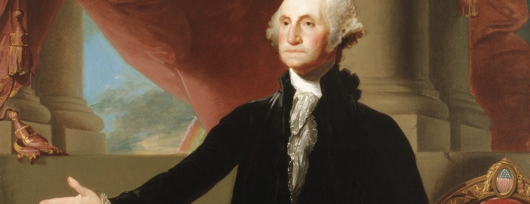 No Restraining it - George Washington