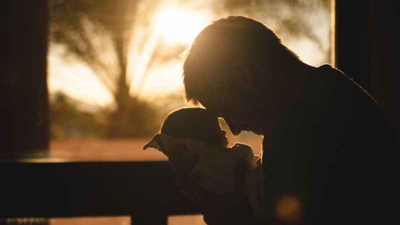 The Mark Of a Father-Cherish Them (podcast)