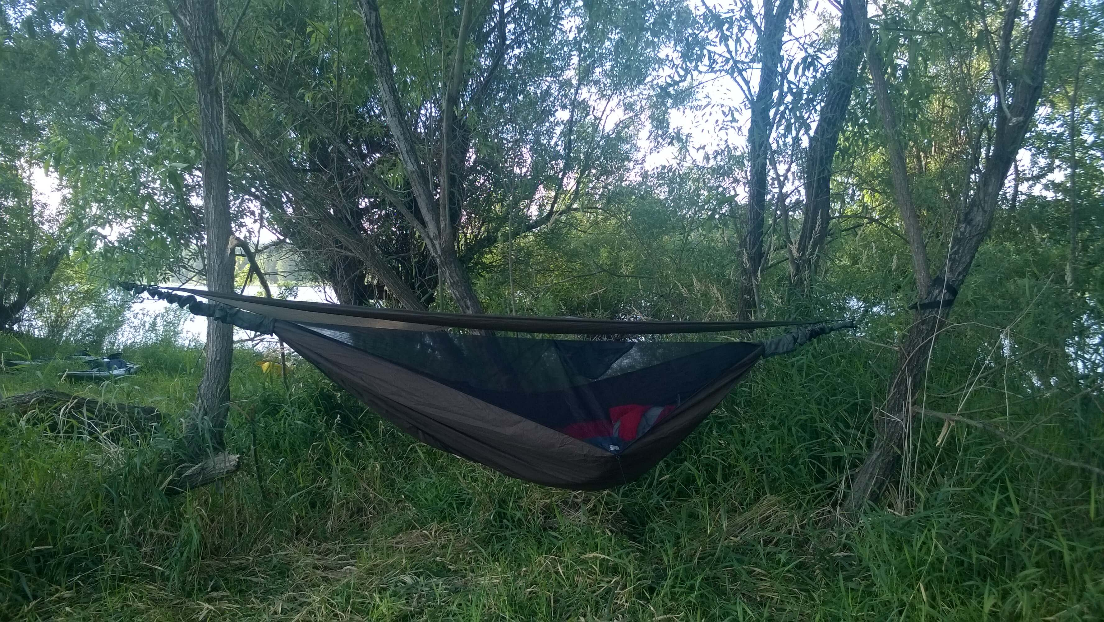 Hennessy Hammock In Action