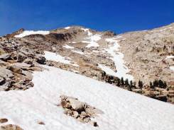 mount cramer climb