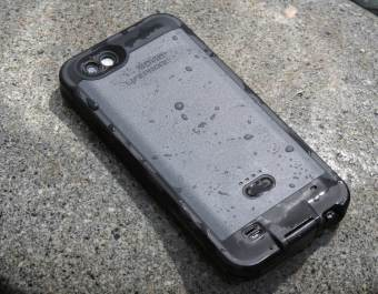 lifeproof fre power case review