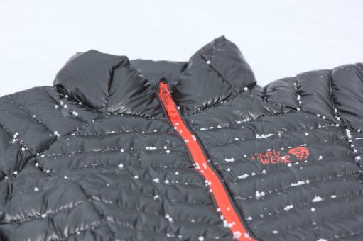 hardwear down jacket review