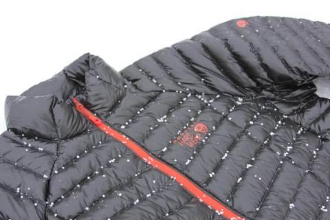 mountain hardwear down jacket review