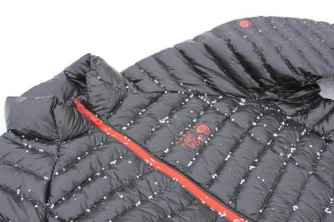 mountain hardwear down jacket review