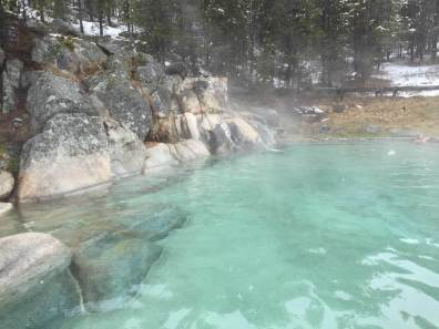 midweek marauder hot springs